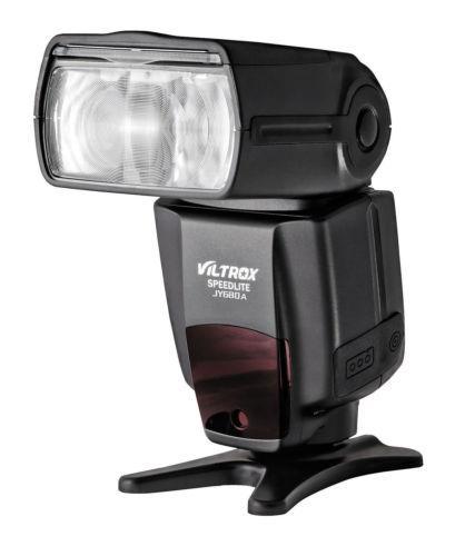 Viltrox JY-680A Flash Speedlite for Canon Rebel T6i/T5/T5i/T4i/T3i/T2i 760D 750D 700D 650D 600D 70D 60D 12000D 1100D G16