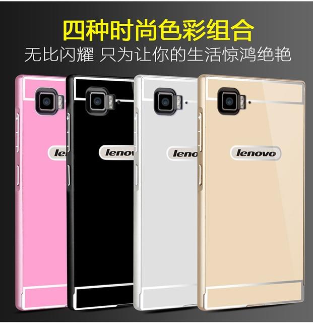 Lenovo K920 MINI case Fashion Premium Aluminum & 3D Painted Relief PC Back Cover Case For Lenovo Vibe Z2 mobile phone bag