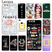 Friends Season TV Hard Case for Huawei P9 P8 Lite Plus P7 6 G7 & Honor 4C 4X 7