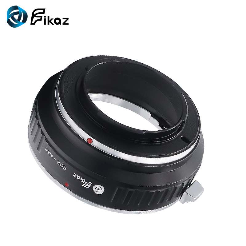 Image 4 - Fikaz For EOS M4/3 Lens Mount Adapter Ring for Canon EOS EF Lens to Micro 4/3 M4/3 MFT Olympus PEN and Panasonic Lumix-in Lens Adapter from Consumer Electronics