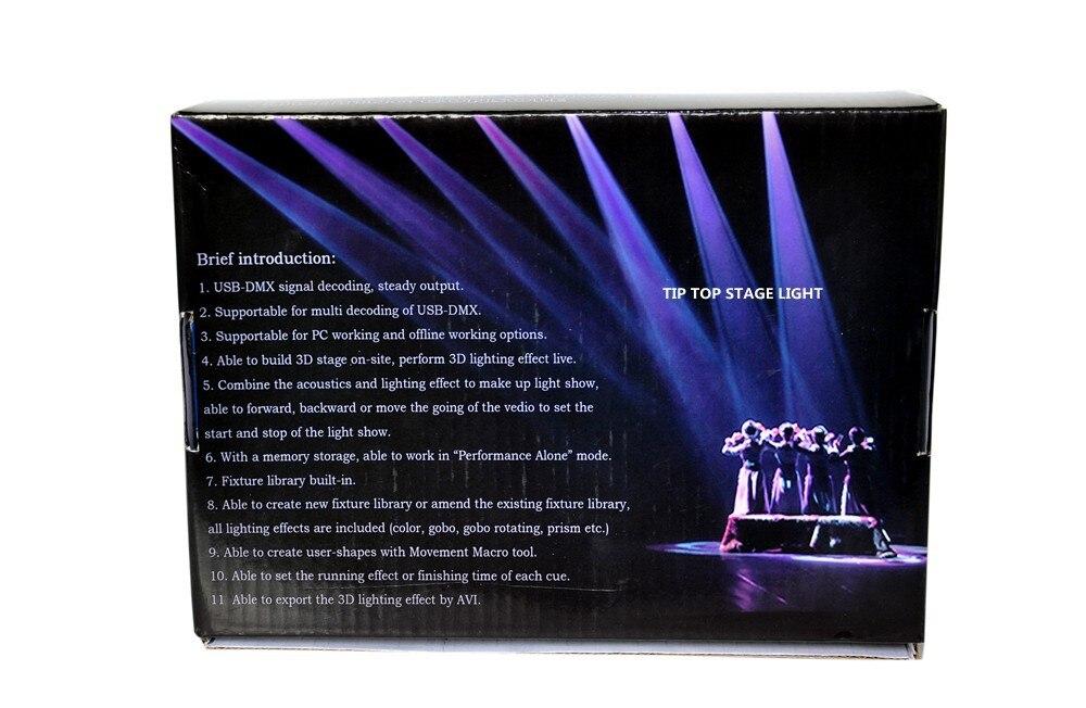 Efeito de Iluminação de palco