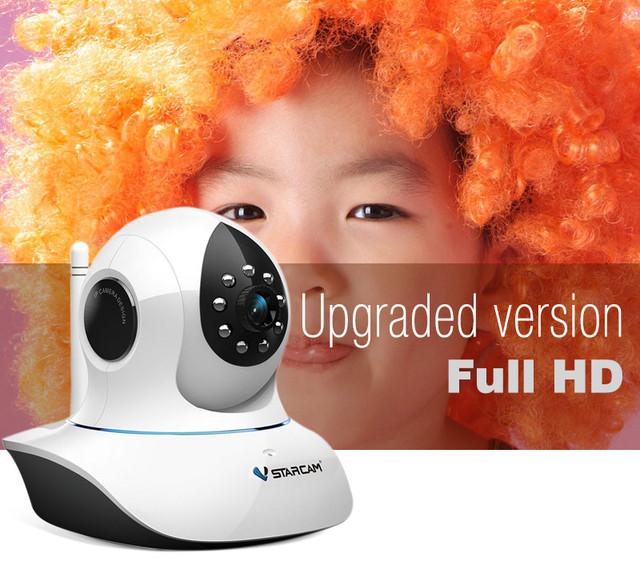 Vstarcam C38S Wireless IP Pan/Tilt/ Night Vision Security Internet Surveillance Camera