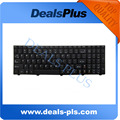 New US Layout Laptop Keyboard For IBM Lenovo G560 G 560 G565 Series Black