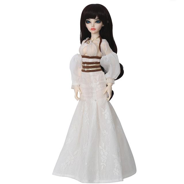 New Arrival Minifee Siean elf Doll BJD 1/4 Fashion joint action figure FL gift fashion toys  Fashion gift Fullset face up