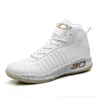 Curry High top men's basketball shoes breathable wear sports shoes men's sports shoes men's fitness shoes