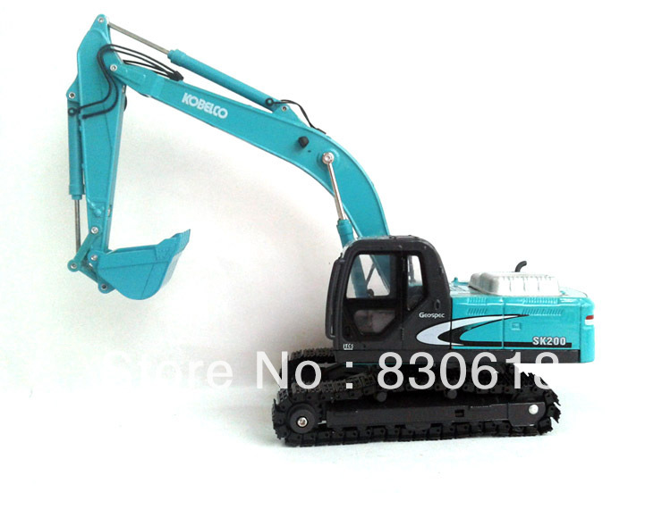 KOBELCO 1:40 scale SK200-8 Hydraulic Excavator Construction vehicles toy