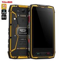 Original Conquest S11 IP68 Waterproof Moblie Phone 16MP 7000mAh 6GB 128GB Octa Core Fingerprint NFC OTG