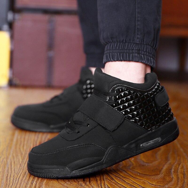 2019 Men Sport Light Running Shoes Men Air Sneakers Breathable Mesh Outdoor walking athletic Shoe - 2