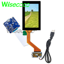 5.5 inch 4K LCD screen with capacitive touch panel mipi interface for 3D printer/VR/Head-set video player LS055D1SX05(G) for imaje printer g head drive for imaje resonator g head enm7242
