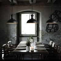 Industrial Retro Style Art Pendant Light Edison Bulb Light American Village Lamps Hanging Lamps Luminaries For