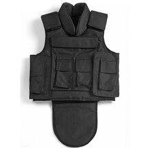 New Policiaco Chaleco tactico Antibala Nivel US NIJ IIIA chalecos blindados Aramid soft tactical jockstrap bulletproof vest