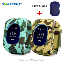 Q50 Smart здоровья детские часы GPS трекер для детей безопасный SOS Вызов Anti потерянный напоминание по Apple Android телефон ребенка часы PK Q90 Q100