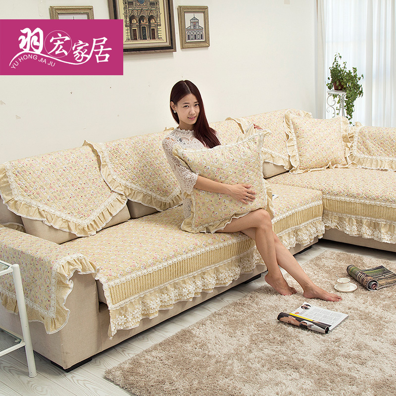 Indian High Grade Non Slip Cushion Sofa Towel Shroud Cover In From Home Garden On Aliexpress Alibaba Group