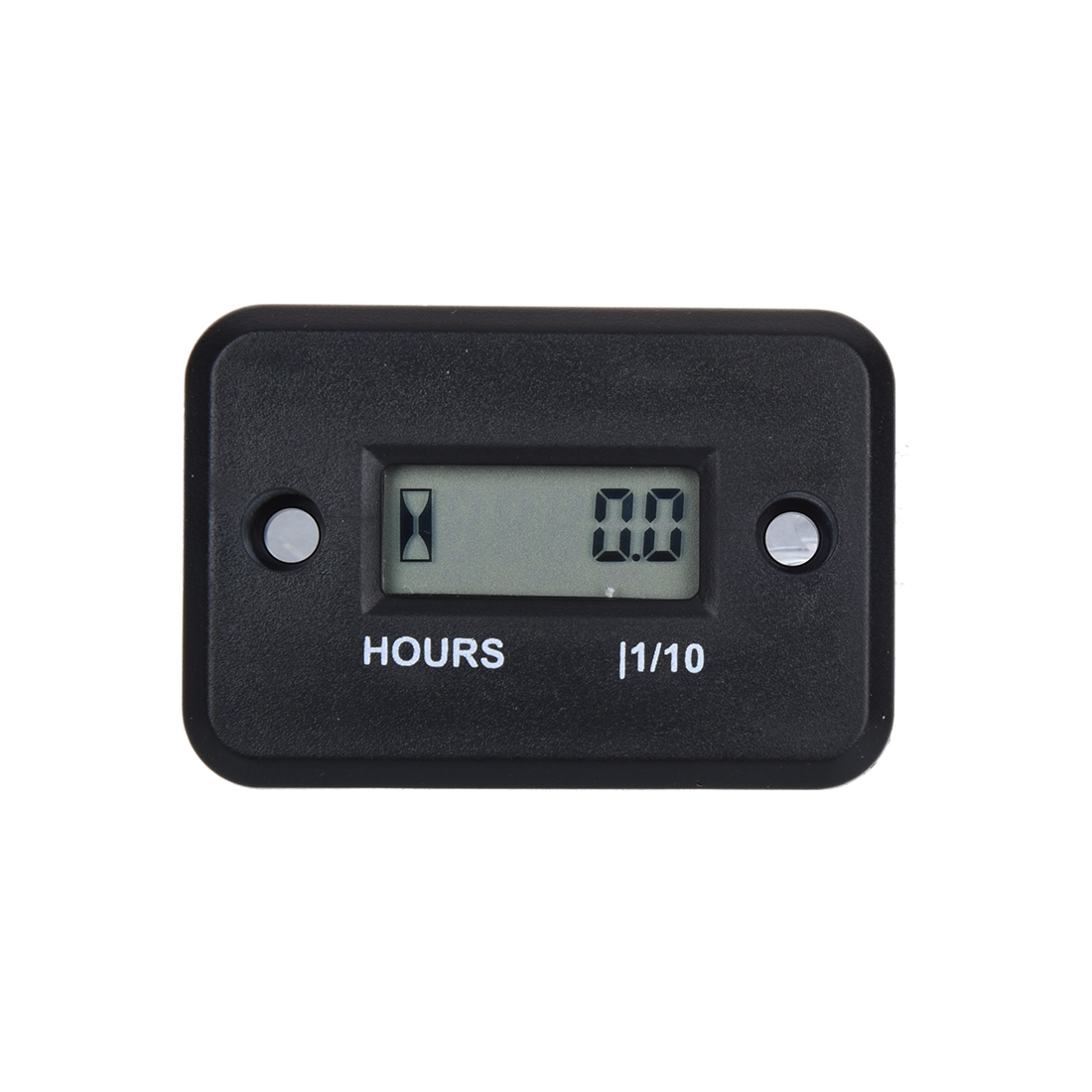 Inductive Hour Meter for Bike Motorcycle ATV Snowmobile Boat Ski Dirt Gas Engine
