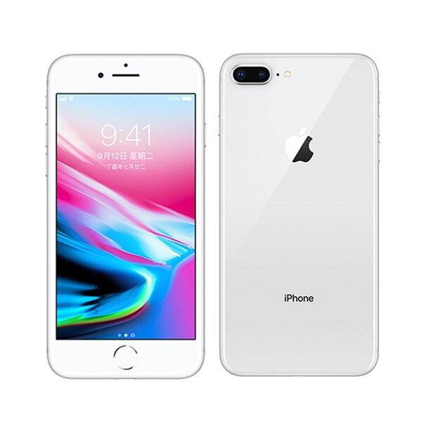 Apple iphone 8 плюс гекса Core iOS 3 GB Оперативная память 64/256 GB Встроенная память 5,5 дюйма телефона 12MP отпечатков пальцев 2691 mAh LTE мобильный телефон - Цвет: Серебристый