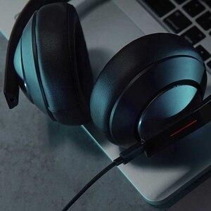 Image 5 - الأصلي شاومي MI الألعاب سماعة 7.1 الظاهري المحيطي سماعات 3.5 مللي متر مع ميكروفون إلغاء الضوضاء للهاتف المحمول الكمبيوتر PS4
