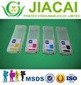 Longa cartucho de tinta Recarregáveis para HP 88 18 tinta recarga kit para HP K550 K5400 K8600 L7580 com reset automático chip