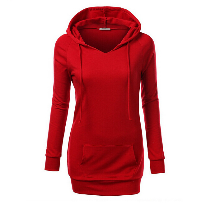 Aliexpress.com : Buy Women Long Sleeve Crewneck Tunic Sweatshirt ...