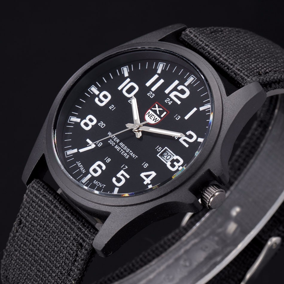 Xinew Men Army Military Sport Watch