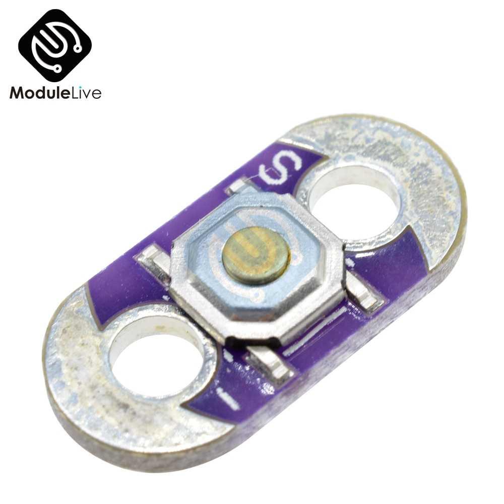5Pcs Baru LilyPad Saklar Tombol Papan Modul untuk Arduino DIY Kit Switch