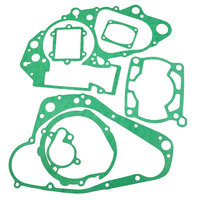For Suzuki RM250 1992 1993 Motor Bike Part gasket Engine Gasket Kit Motorcycle Cylinder Crankcase Cover gasket