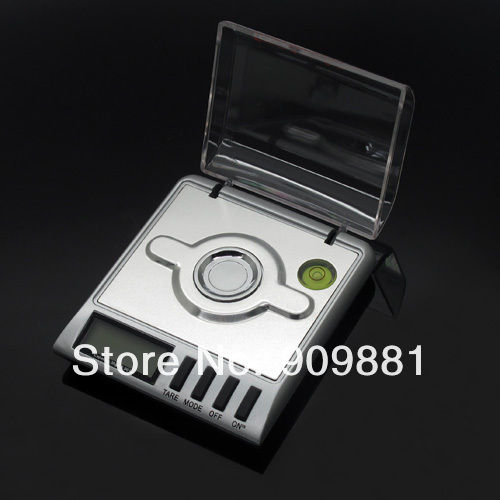 0.001g Precision Portable Electronic Jewelry Scales 30g/0.001 Diamond Gold Germ Medicinal Pocket Digital Scale Weighing Balance