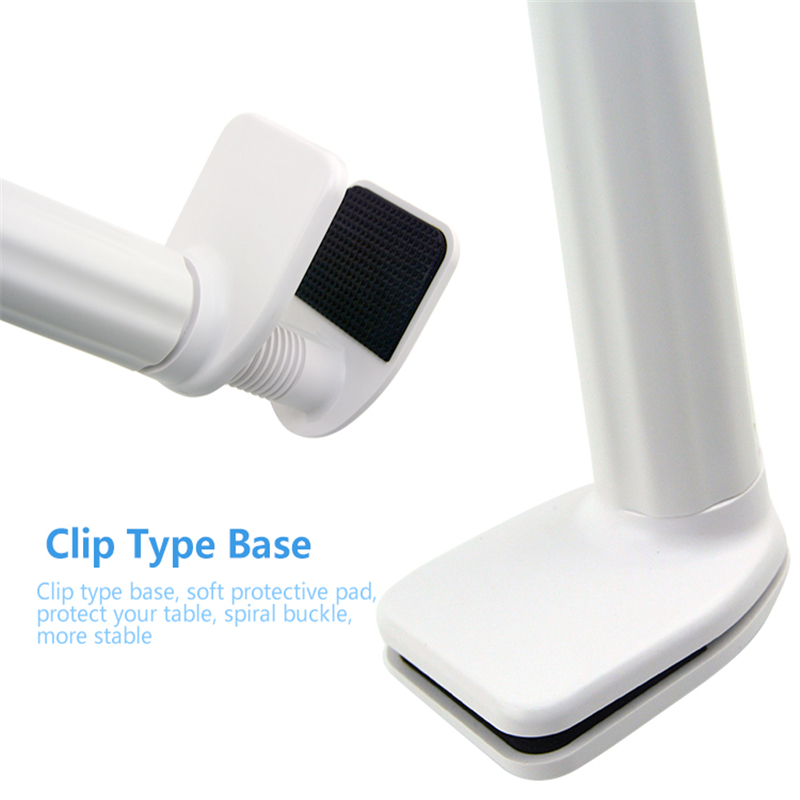 Flexibel Desktop Phone Tablet Stativhållare för iPad Mini Air - Surfplatta tillbehör - Foto 6