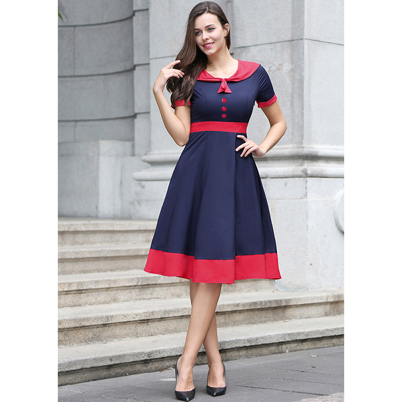 Plus size work dresses for women