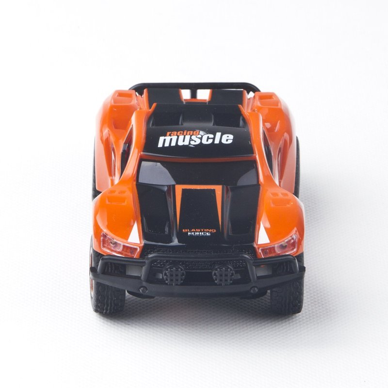 Image 2 - Radio Remote Control Mini RC Car 1/43 Scale 2.4Ghz 14KM/H High Speed RC Rock Crawlers Car Model Vehicle Toys for Children-in RC Cars from Toys & Hobbies