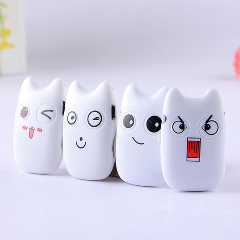 Cartoon Mini MP3 Player Cute Music Player Support TF Card 4 Styles