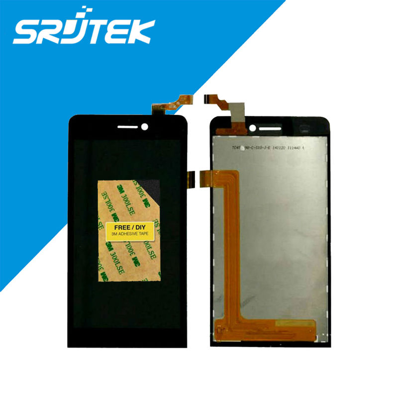 ФОТО New For Archos 50 Helium 4G Digitizer Touch Screen+ LCD display Assembly Wholesale Free Shipping