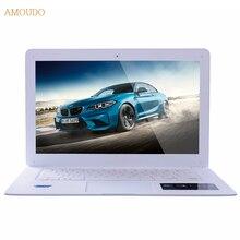 Amoudo-6C Плюс 4 ГБ RAM + 500 ГБ HDD Intel Core i5-4200U/4210U/4250U Процессор Windows 10 Система ультратонкий Ноутбук Ноутбук