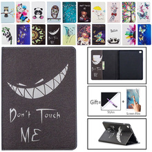 Case for Samsung Galaxy S5E 10.5 inch T720 T725 Case Cute Butterfly Card Pu Leather Stand Cover for Tab S5E 10.5 SM-T720 SM-725 стоимость