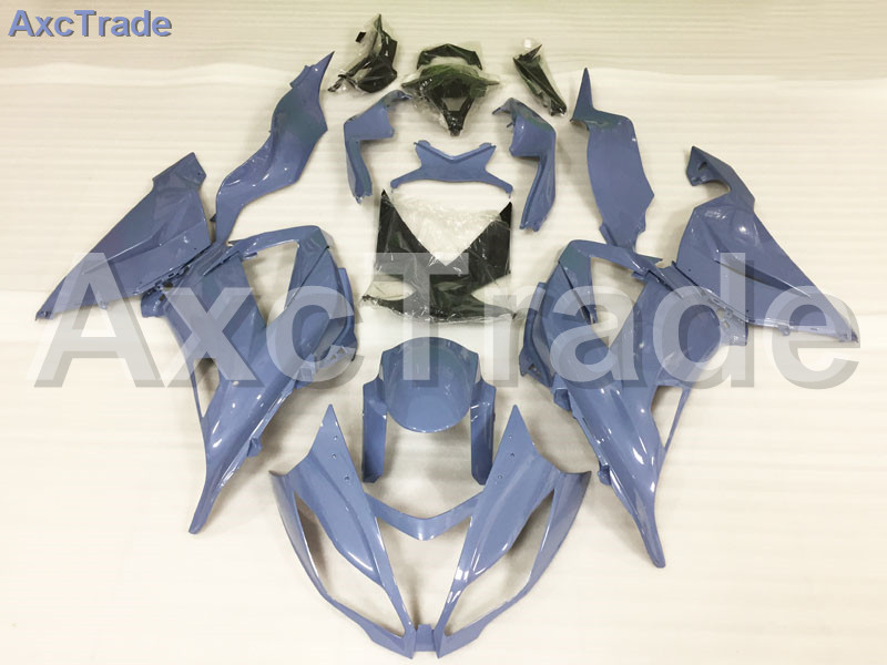 Motorcycle Fairings For Kawasaki Ninja ZX6R 636 ZX-6R 2013 2014 2015 2016 13-16 ABS Plastic Injection Fairing Bodywork Kit Gray hot sales popular cowling for zx 6r 07 08 kawasaki ninja zx636 zx 6r 636 zx6r 2007 2008 nakano body fairings injection molding