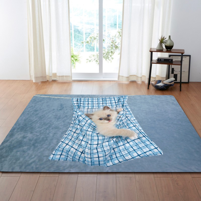 Bébé jouer tapis rampant tapis pour enfants tapis de bande dessinée et tapis pour la maison salon et chambre tapis de sol antidérapant pour pépinière