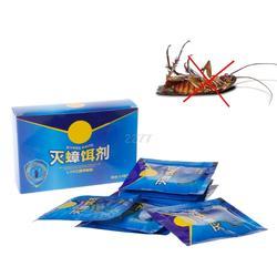 1 компл. таракан репеллент ловушка яд вредителей портфель Indoor семья ошибка управление MAY29 челнока