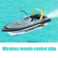 Electric Rc Bait Fishing Boat Controll Remote Fish Finder Rc Boat 5Hours Omni-Directional Function Hurricane RC Boat