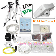 Free Shipping KT88-1016 Digital 16 Channel EEG And Mapping Systems Machine PC Software Analyze(China)