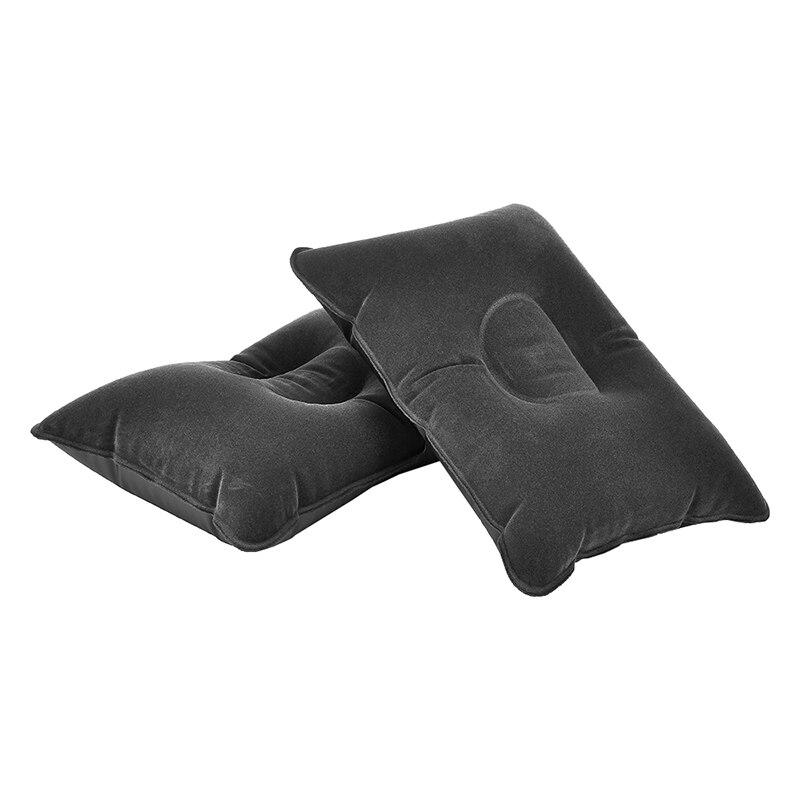 164*132cm SUV lit de voyage de voiture gonflable Camping matelas d'air réglable housse de siège oreiller flocage tissu aérer les enfants en plein Air - 4