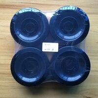 1Set(4pcs) 97X 52mm SHR80A Cruiser Wheels Fits Longboard Long Skateboard Drop Cruiser