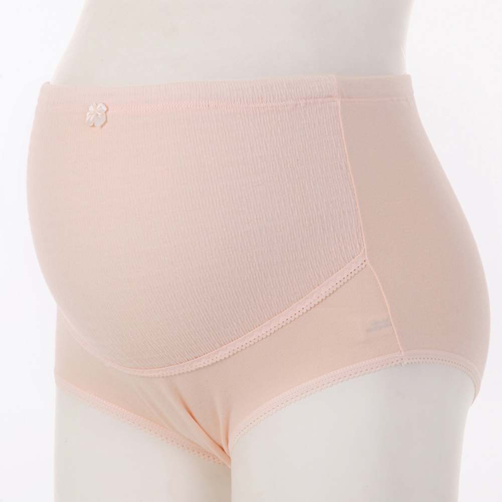 Cotton Maternity Adjustable Pregnant Women Panties Belly Care Support Underwear