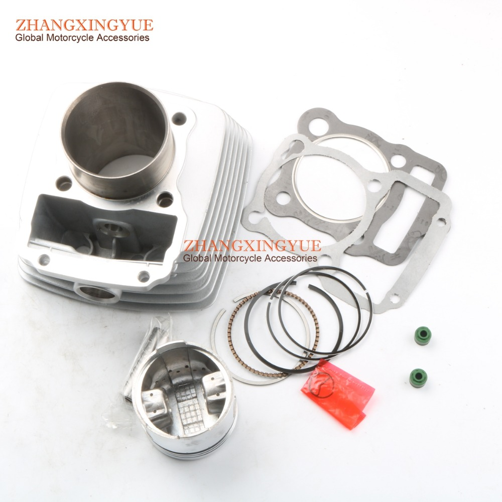 62mm 15mm Cylinder Kit for CG150cc ATV Motorcycle 162FMJ