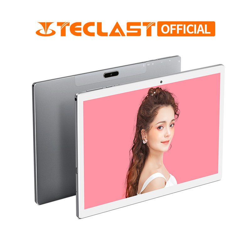 Teclast M30 4G Phablet Tablets 10.1 Inch 1920 X 1200 Android 8.0 Tablet PC 3GB RAM 64GB ROM MT6797 X27 Deca Core 7500mAh GPS