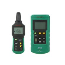 Mastech MS6818 Portable Wire Cable Tracker Metal Pipe Locator Detector Tester Line Tracker Voltage12~400V
