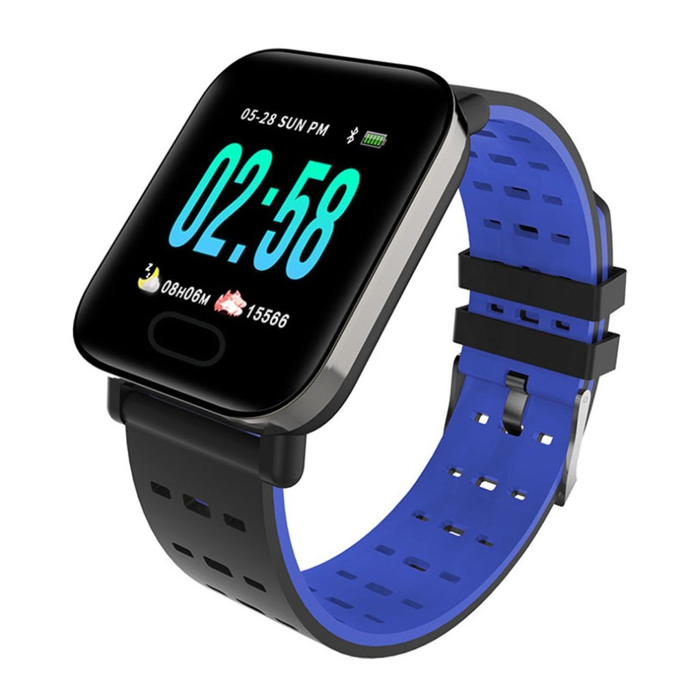 Hottest M20 1.3inch Smart Watch Real-time Heart Rate Monitor Pedometer Usb Chargable Sports Braclet Delicacies Loved By All Consumer Electronics