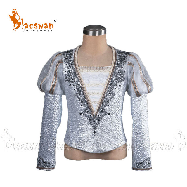 Custom Made Men's Ballet Tunics / Prince Dance Costumes, Ballet Jackect Costumes For Boy BT794 Professional Ballet Tunic Costume