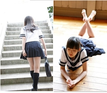 New arrival japanese school uniform girls class service sailor suits for sexy girls school uniforms for Cosplay girls suit