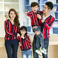 family clothing matching sweaters mother and daughter clothes sweaters dress father and son clothes family set style PRI14