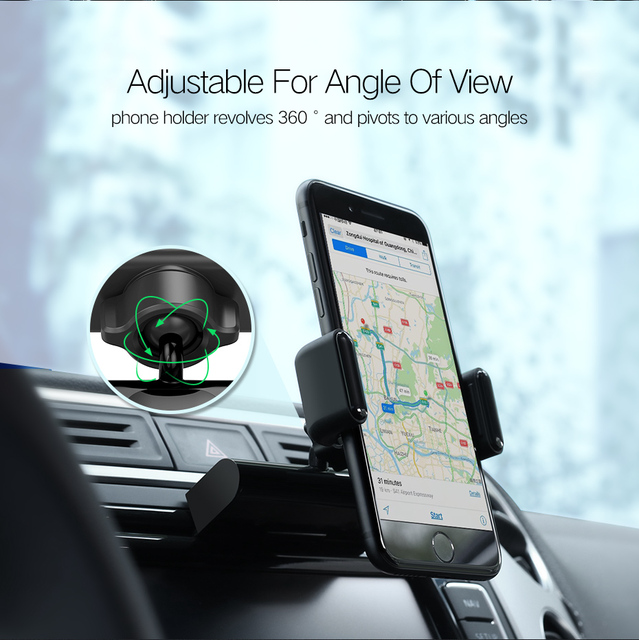 Adjustable Magnetic Phone Holder for Cars