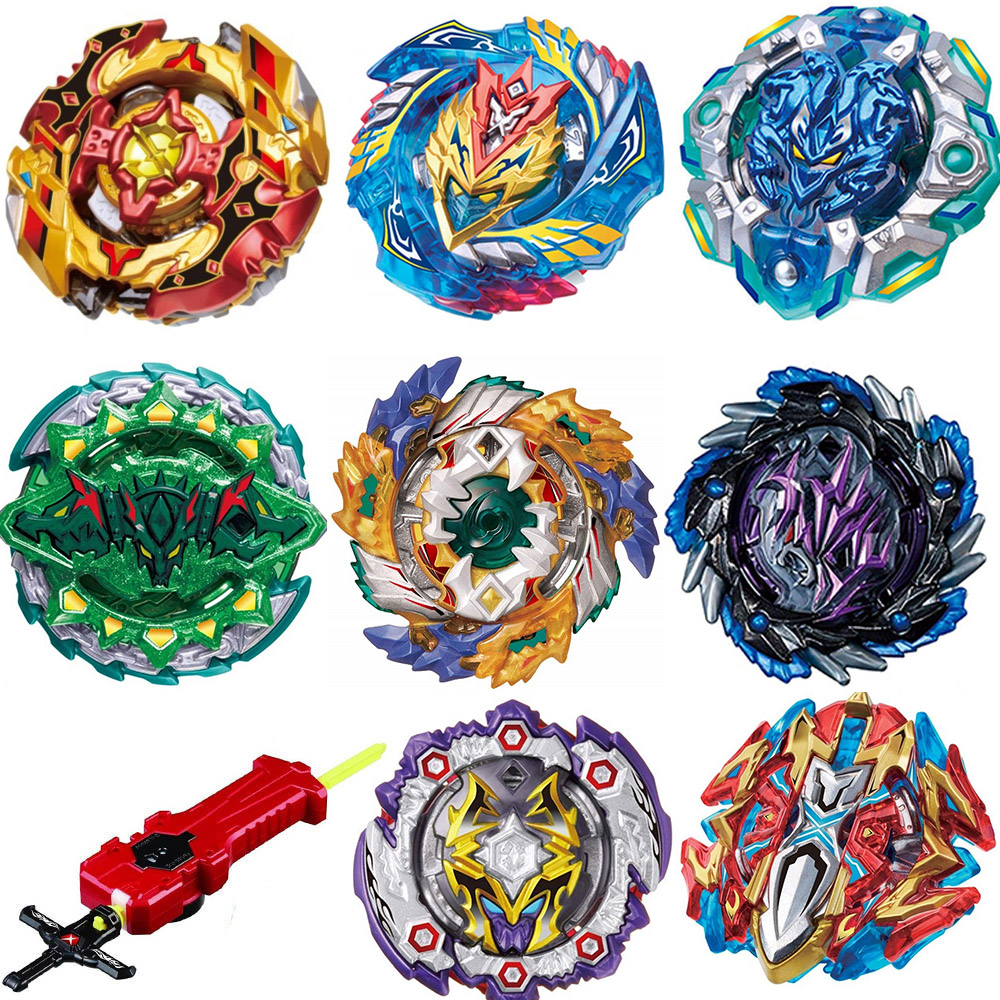 B-127 Beyblade Burst God B-128 B-00 Bey Blade Blades High Performance Battling Top Toys For Kids Bables Bayblade